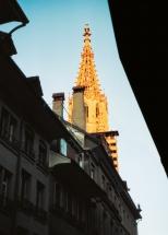 Abendsonne Muenster, Bern