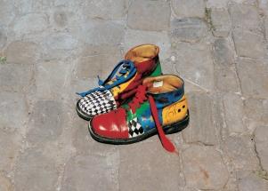 Schuhe von Meister Galileo, Erwin Peterhans